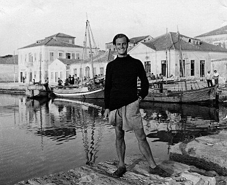 Image result for Patrick Leigh Fermor