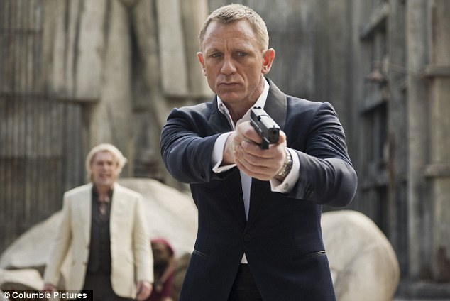 The best Bond yet: Skyfall is one of the top action-adventure films of all time