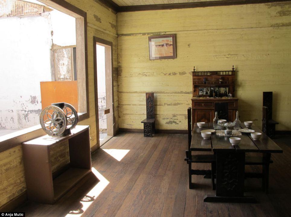 Humberstone fue declarado monumento nacional por el gobierno chileno en 1970 y se convirtió en Patrimonio de la Humanidad por la UNESCO en 2005