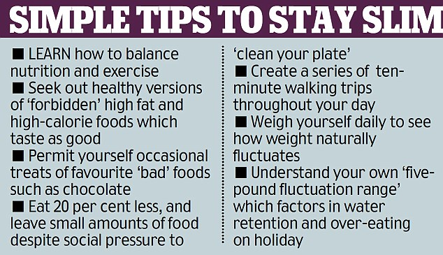 the best way to lose weight and keep it off delay your diet for two