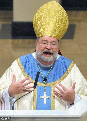 Bishop Daniel Jenky
