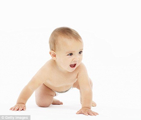 Dropped: The U.S. birth rate dropped one per cent from 2010 to 2011, the lowest ever recorded