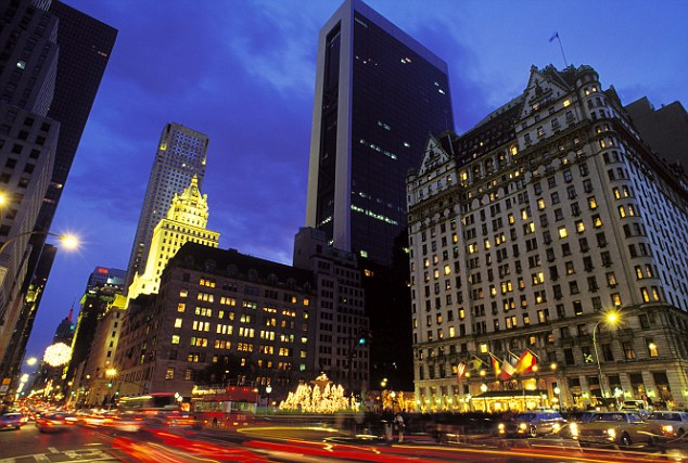 The Plaza Hotel in Manhattan jacked its prices from $100 to $600