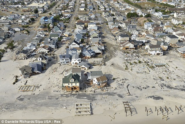 The estimated cost of Hurricane Sandy is $20 billion