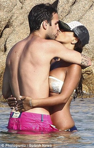 Heartbroken ex: Daniella left her husband Eli last year to be with the younger football star