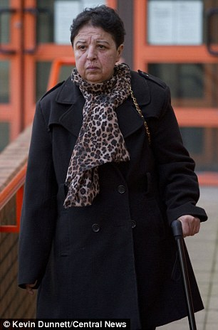 Raja Aboutarik, 56, was found guilty of three counts of falsely making a statement to obtain benefits
