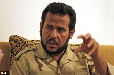Secret: Libyan military leader Abdel Hakim Belhaj is believed to be among those seeking compensation