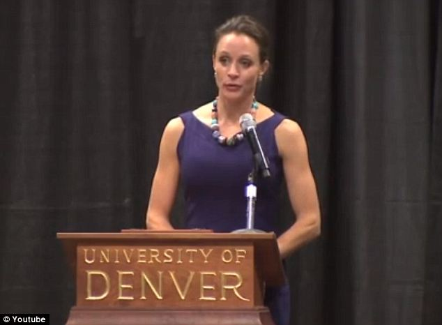 Disclosing possible secrets: At the Denver talk in October, Broadwell spoke about a theory that the embassy was holding a number of Libyan prisoners at the time of the September 11 attack
