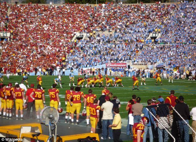 Rude prank helps light up rivalry week as UCLA drops F