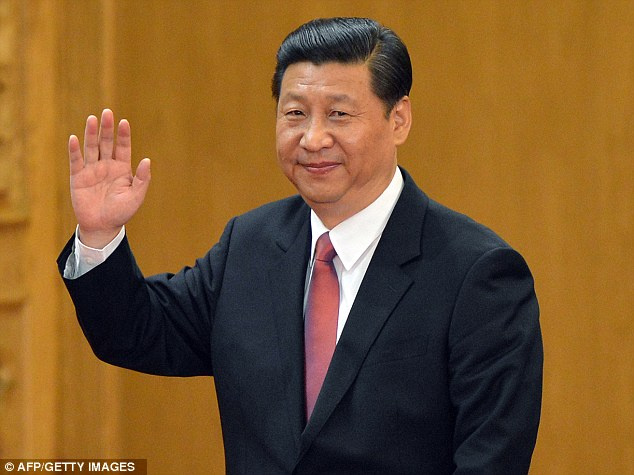 New leader: Xi Jinping became China's new leader Thursday, assuming the top posts in the Communist Party and the powerful military