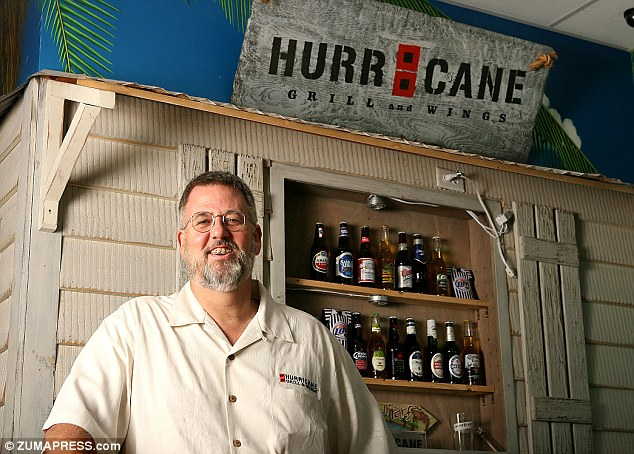 John Metz also owns Hurricane Grill & Wings which has 48 franchises around the country and falls under the umbrella of his firm RREMC Restaurants