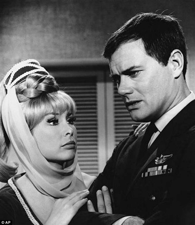 Image result for larry hagman i dream of jeannie