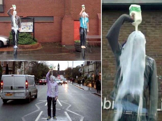 Milking Newcastle video