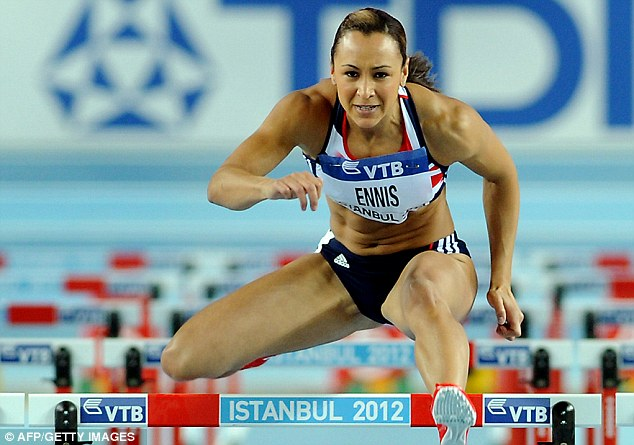 Ennis admitted she too was concerned about weight training and had to be reassured by her coach that it would be worth it to win medals