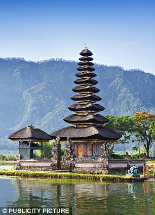Deception: Monica was described as 'feminine' by her unknowing husband. The transsexual hails from Indonesia (pictured)