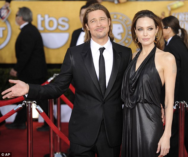 'It will be soon': Brad Pitt said the time is nigh to tie the knot with partner of seven years Angelina