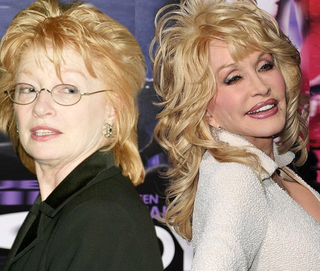 Dolly Parton Puts Lesbian Rumours To Rest After Speculation Of A Relationship With Female Best Friend Daily Mail Online