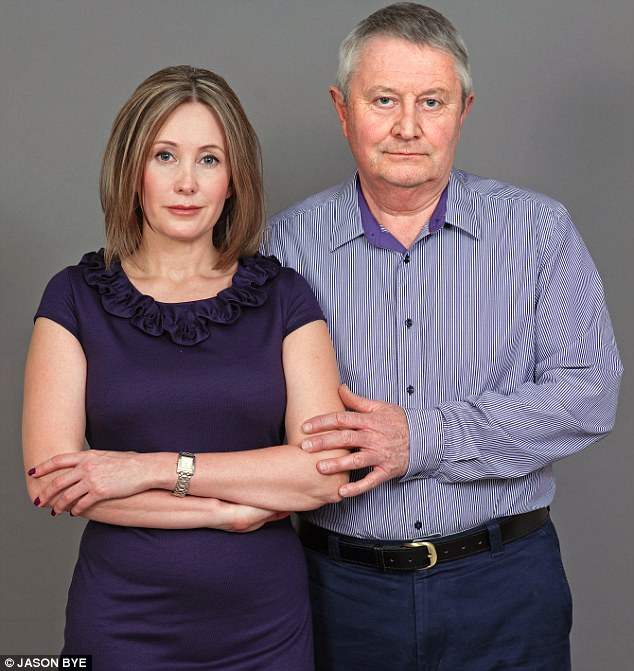 Still the other woman: Nicola isn't John's wife but they have been together 20 years and have two children - she says remaining unmarried is a small price to pay for stealing another woman's husband