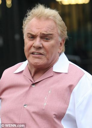 Dave Lee Travis, the former Radio 1 DJ, (left) and comedian Freddie Starr have both been arrested and bailed as part of the inquiry