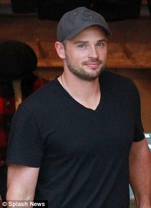 Tom Welling Looks Worlds Apart From His Clean Cut