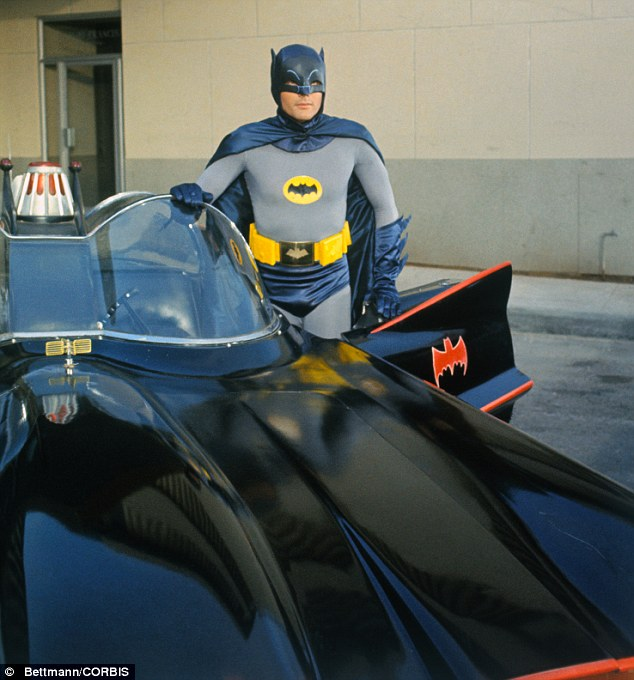 Original Batmobile To Go Under The Hammer For The First
