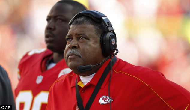 Kansas City Chiefs coach Romeo Crennel: This season has been a massive disappointment for the Chiefs