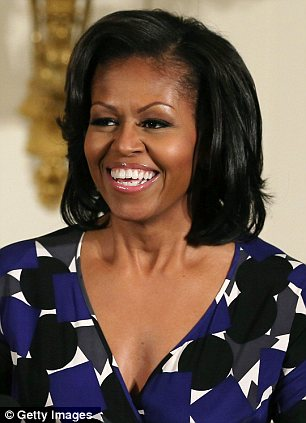 Michelle Obama can be president or Supreme Court justice