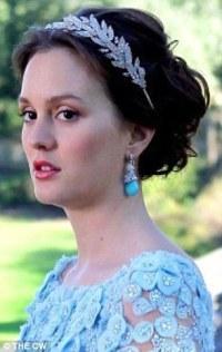 Blair Waldorf Wedding Hair | gift set of blair waldorf s ...