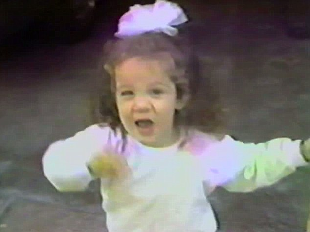 Got the talent? The audience were treated to a clip of Khloe singing a rendition of Happy Birthday as a young child on the show