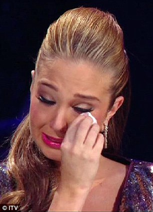 Bad year: Tulisa sums up 2012 as the worst year of her life