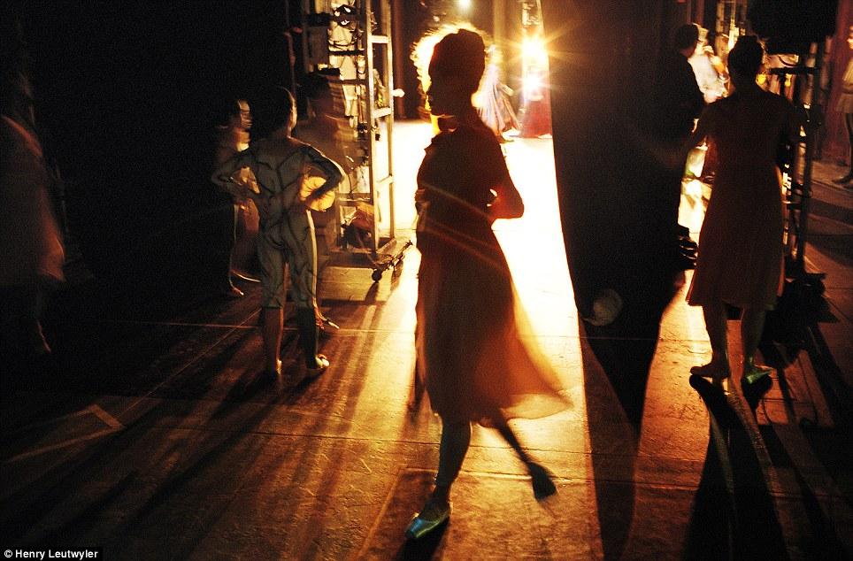 Ballet Shoes Picture
