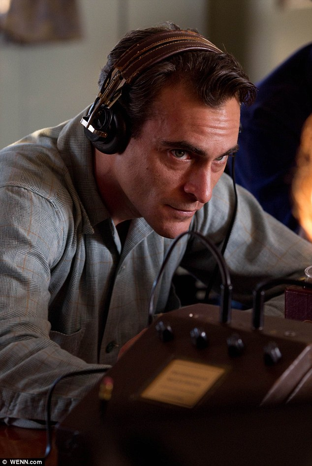 The Master: The drama won seven nominations including an Actor nod for Joaquin Phoenix, Supporting Actor for Philip Seymour Hoffman and Supporting Actress for Amy Adams
