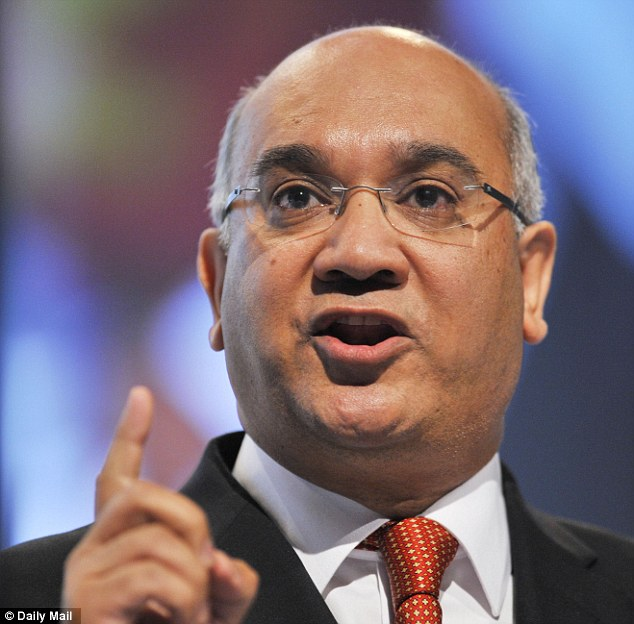 Interest: Keith Vaz's intervention has helped turn a private tragedy into a very public circus