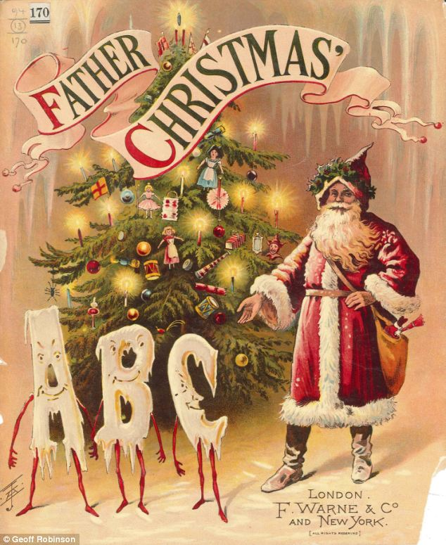 The ABC Of A Victorian Christmas Revealed Beautifully