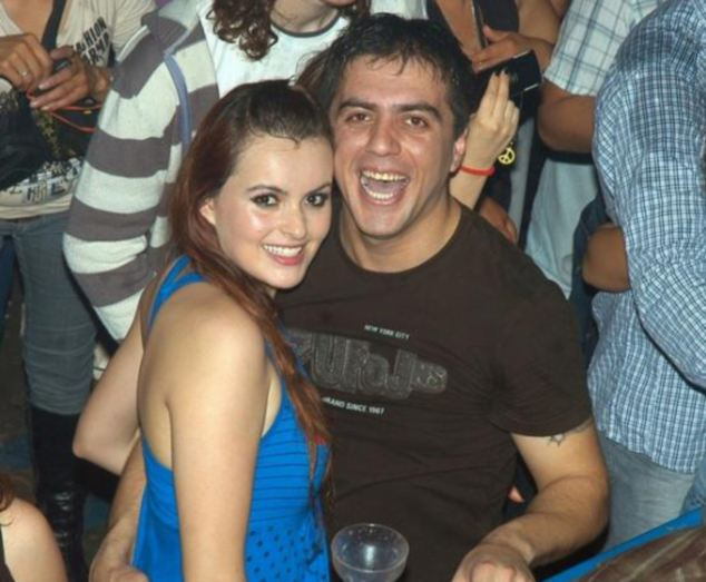 Victor Cingolani was convicted of killing Johana Casas in 2010