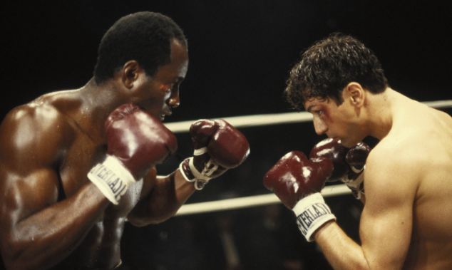 An increasingly mellow De Niro won his last Academy Award for Raging Bull in 1980