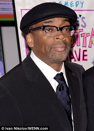 Unimpressed: Spike Lee has hit out at Quentin Tarantino's movie Django Unchained deeming it 'disrespectful'
