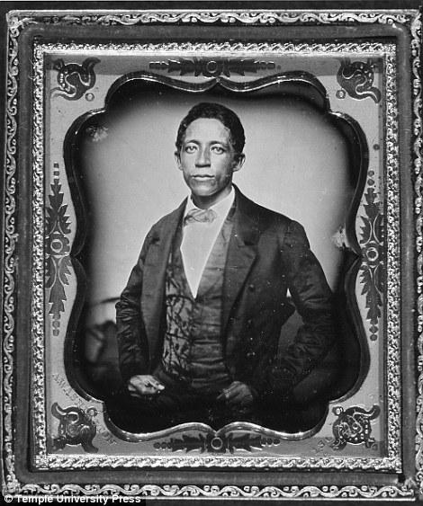 Urias Africanus McGill (c. 1823-1866), merchant in Liberia, born in Baltimore, Maryland 1854