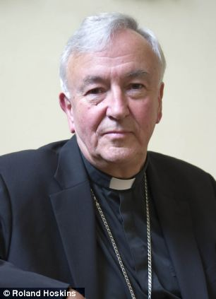 Archbishop of Westminster, Vincent Nichols
