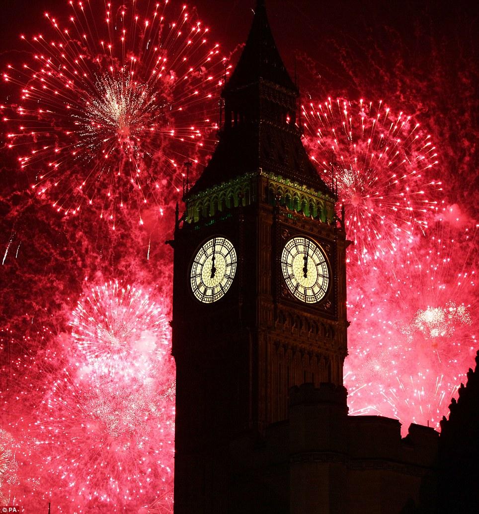 2013 New Year Celebration