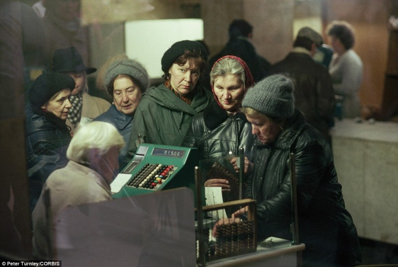 Life in the Soviet Union