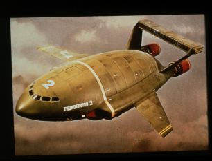The radical design has been likened to that of Thunderbird 2