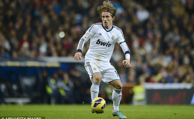 Luka Modric Linked To Manchester United City And Chelsea