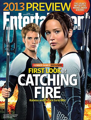 Upcoming release: Entertainment Weekly has the images of the new film