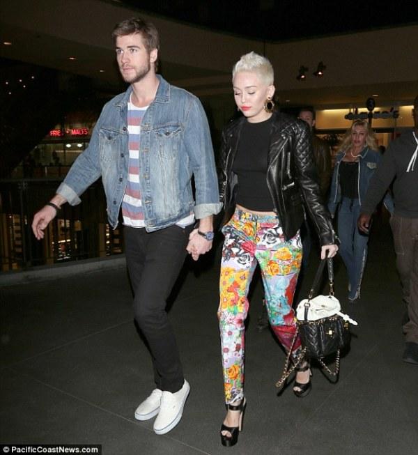 Noah Cyrus And Her Boyfriend