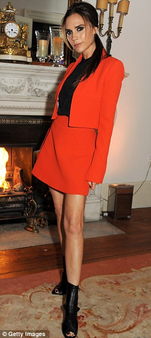 Super slim Victoria Beckham, who is said to be on the Honestly Healthy Alkaline Programme, is famous for keeping herself tiny through strict diets