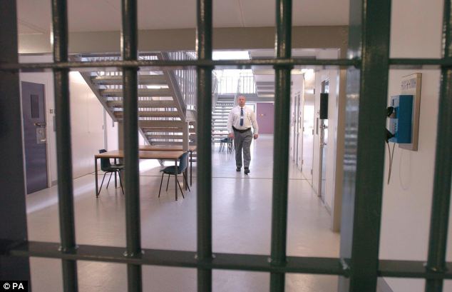 Seeking refuge: Miss Sihame is claiming asylum from her cell at HMP Bronzefield, pictured, in Ashford Kent