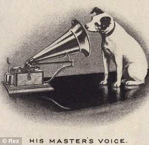 His Master's Voice painting
