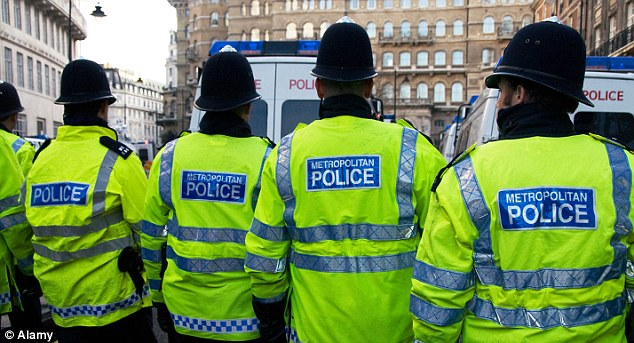 Starting salaries for new police recruits have dropped £4,000 to £19,000, while top officers could get £18,000 more