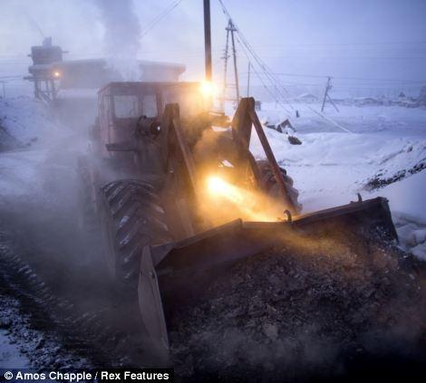 Transporte de carvão